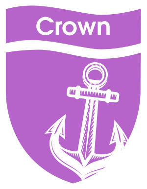 Crown web