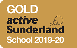oce20874 Great Active Sunderland School Charter Logo Gold web
